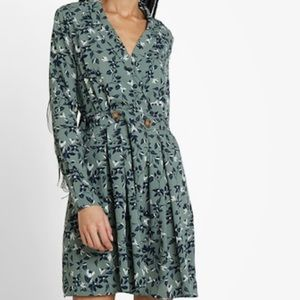 Vera moda floral dress with pockets